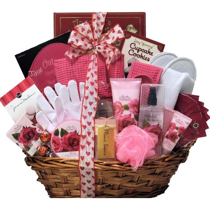 Spa Gift Basket For Women Rs 900 00